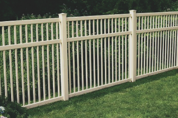 almond-vinyl-fence.-short-picket-fence-that-adds-beauty