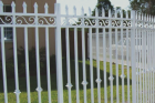 Steel and aluminum fences are great when you are trying to get that ornamental wrought iron look. There are so many different styles to choose from. Ornamental fences are very low maintenance and can last a very long time on your property. Call us to get a FREE bid on your next fence!
